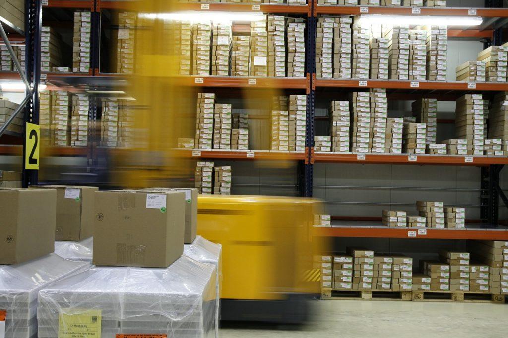 Tecnologia em logística