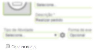Aplicativo de pesquisa - Captura de audio - 01