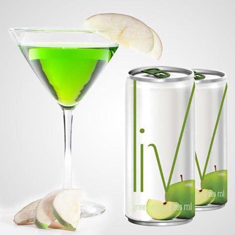 Liv drinks implanta app umov.me de gestão de força de vendas