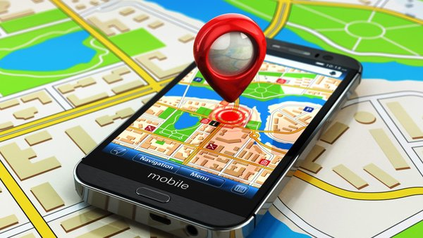 aplicativo com geolocalizacao