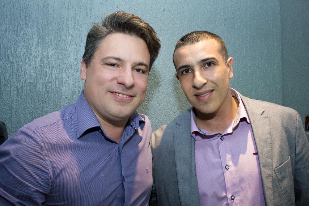 Alexandre Trevisan e Vinicius Vasconcelos