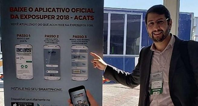 Figueira Costa adota tecnologia uMov.me e cria app para a ExpoSuper 2018