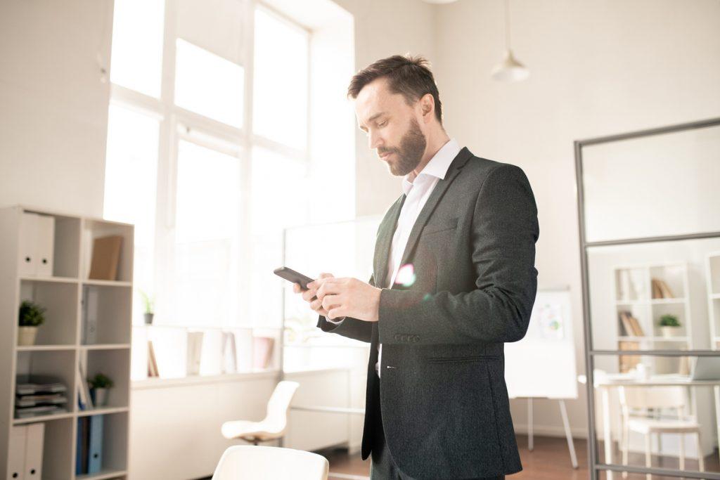 Processo de vendas e apps