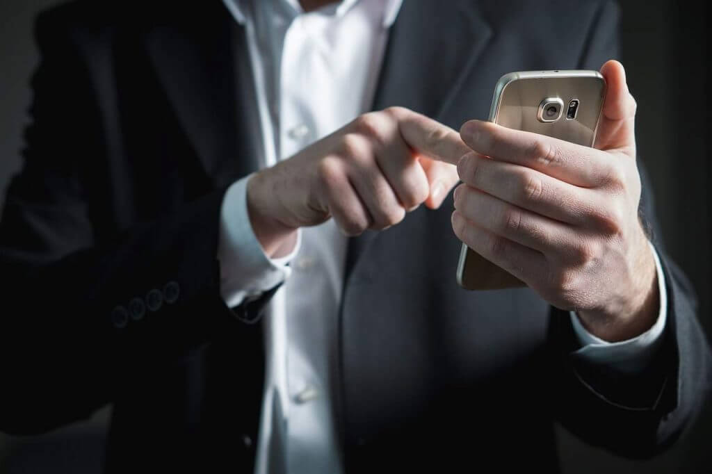 aplicativos corporativo: interatividade