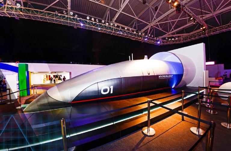 Hyperloop na Fenatran 2019