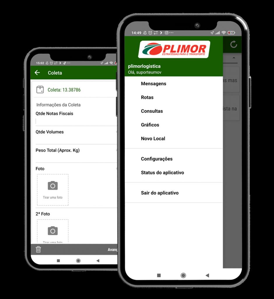 Transportadora Plimor garante maior eficiência em suas entregas com aplicativo da uMov.me 1