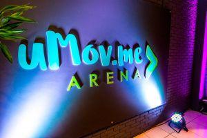 uMov.me Arena 1 ano