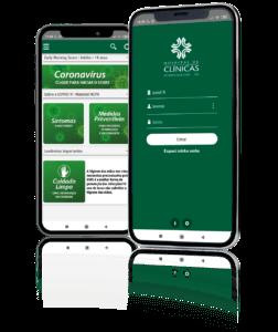 App de triagem do HCPA