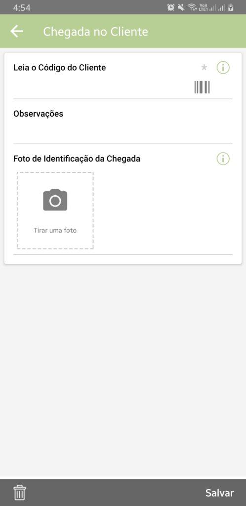App de checklist de EPIs