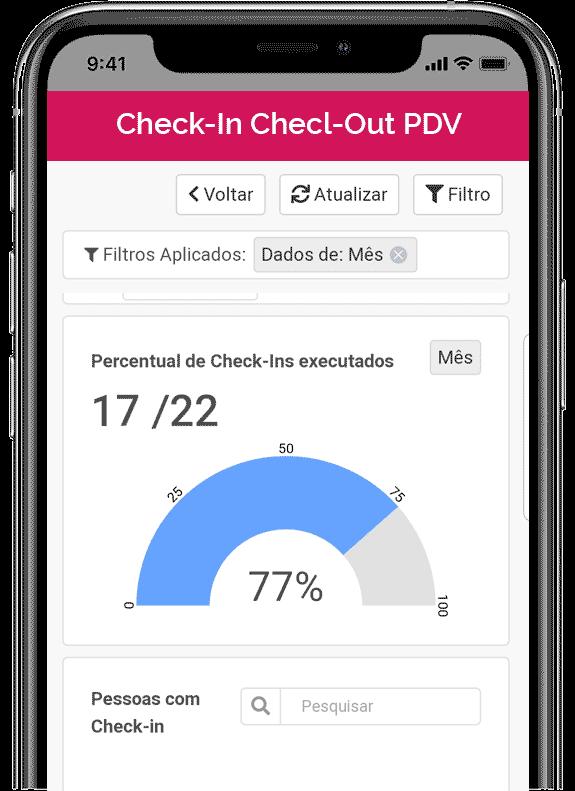 Checkin-Checkout-PDV