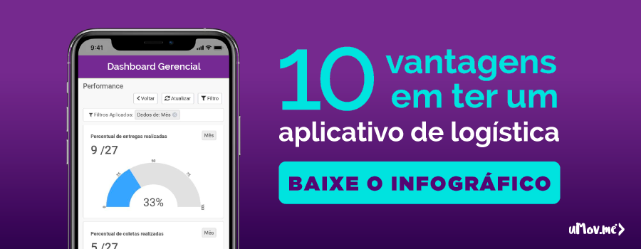 app logístico