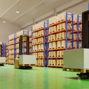 Fulfillment, picking e packing no E-commerce