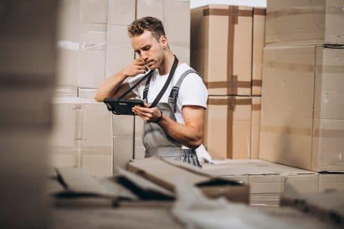 Problemas logísticos como evitar erros de processos manuais