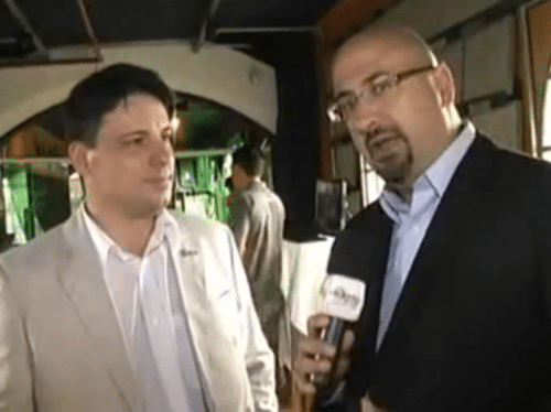Alexandre Trevisan em entrevista ao Opinião Livre