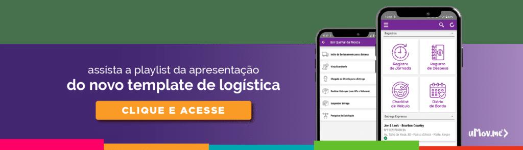 As principais funcionalidades do aplicativo de logística da uMov.me 6