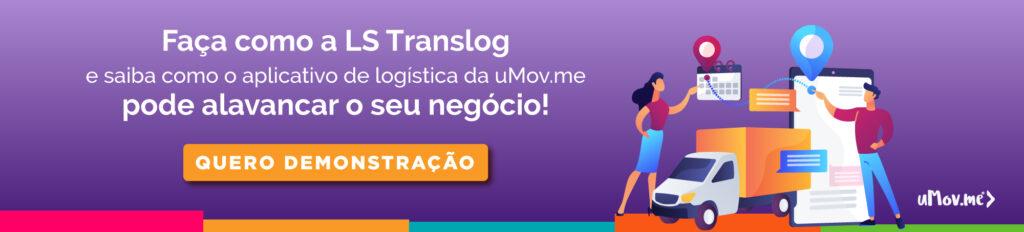 LS Translog bate recorde de entregas com aplicativo de logística da uMov.me 3