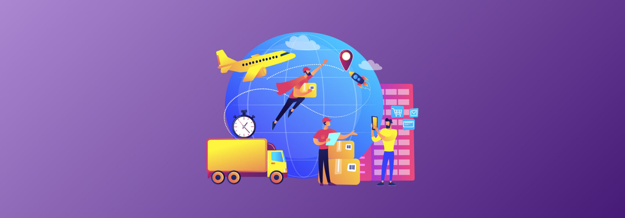 Aplicativo de logística
