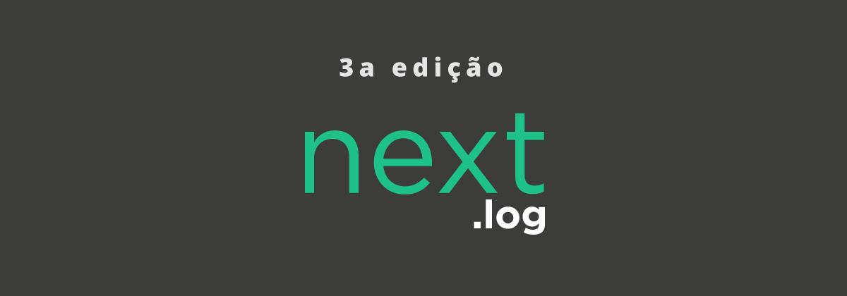 Última milha e experiência total Next Log