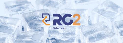 Aplicativo para fábrica de gelo RG2 sistemas