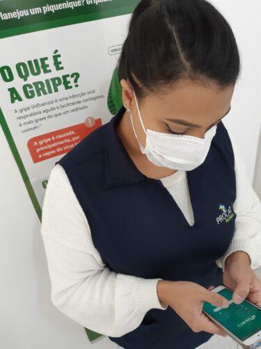 enfermeira PROCAT Vacinas