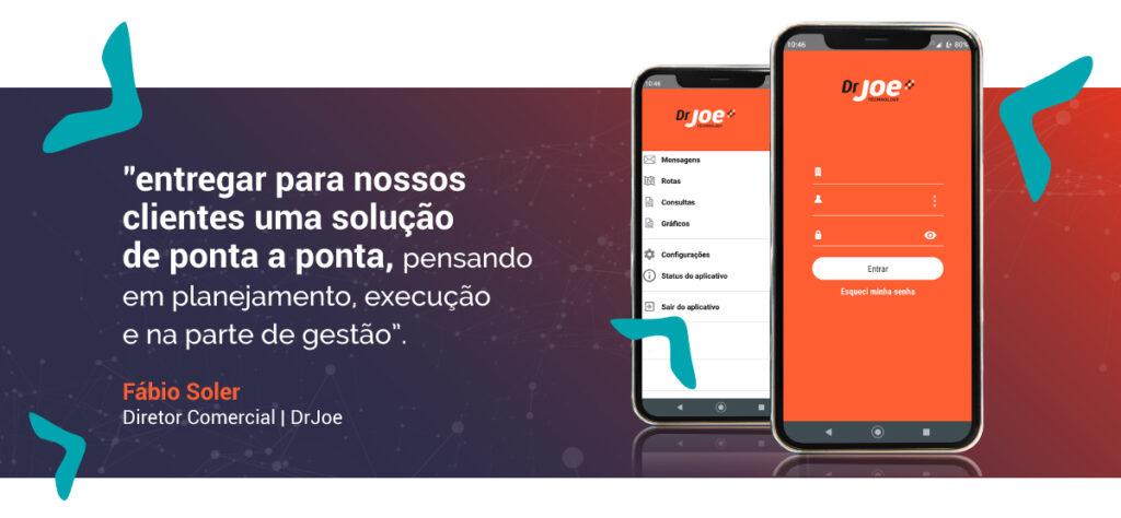 Inteligência em mobilidade: plataforma da uMov.me auxilia soluções da DrJoe 1
