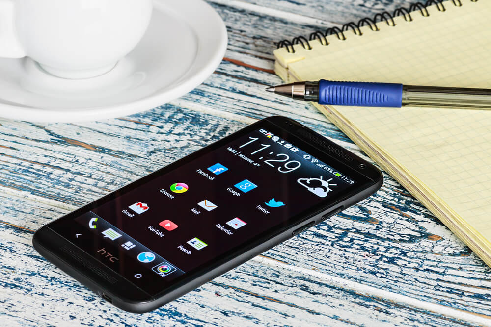 smartphone android htc